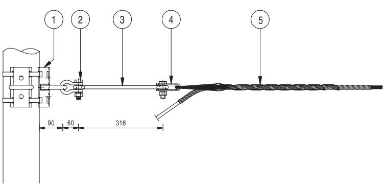 Монтаж оптического кабеля для